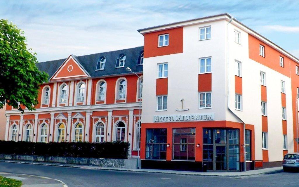 Karlovy Vary v luxusnom hoteli s polpenziou a balíčkom wellness procedúr